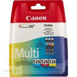 Canon CLI526 tintapatron CMY multipack ORIGINAL