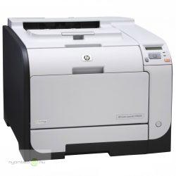 HP Color LaserJet CP2025dn színes lézernyomtató, felújított, hálózatos, duplexes
