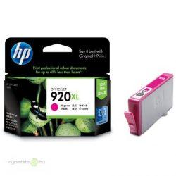 Hp 920XL/CD973AE tintapatron magenta ORIGINAL Leértékelt