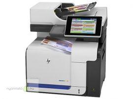 HP LaserJet Enterprise 500 color MFP M575 színes multifunkciós lézernyomtató, felújított, hálózatos, duplexes