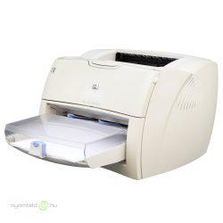 HP LaserJet 1200 mono lézernyomtató, felújított