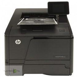 HP LaserJet Pro 400 M401dn mono lézernyomtató, felújított, hálózatos, duplexes (érintőképernyő)