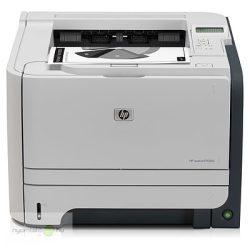 HP LaserJet P2055d  mono lézernyomtató, felújított, duplexes