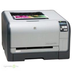Hewlett Packard Color LaserJet CP1515N színes lézernyomtató, felújított, hálózatos