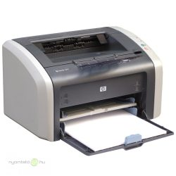 HP LaserJet 1010 mono lézernyomtató, felújított