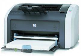 HP LaserJet 1012 mono lézernyomtató, felújított