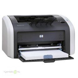 HP LaserJet 1015 mono lézernyomtató, felújított
