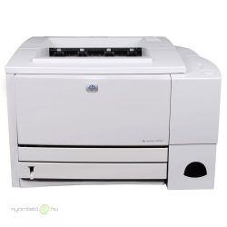 HP LaserJet 2200d mono lézernyomtató, felújított