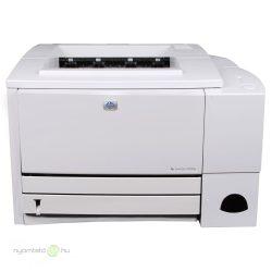 HP LaserJet 2200n mono lézernyomtató, felújított