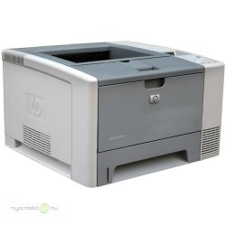 HP LaserJet 2420 mono lézernyomtató, felújított
