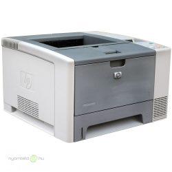HP LaserJet 2420n mono lézernyomtató, felújított, hálózatos