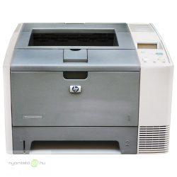 HP LaserJet 2430dn mono lézernyomtató, felújított, hálózatos, duplexes