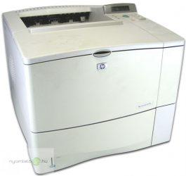 HP LaserJet 4100n mono felújított  lézernyomtató, felújított