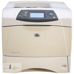 HP LaserJet 4200dn mono lézernyomtató, felújított, hálózatos, duplexes