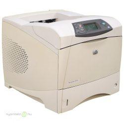HP LaserJet 4200n mono lézernyomtató, felújított, hálózatos