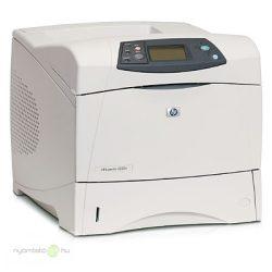 HP LaserJet 4250dn mono lézernyomtató, felújított, hálózatos, duplexes