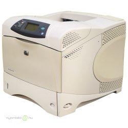 HP LaserJet 4250n mono lézernyomtató, felújított, hálózatos