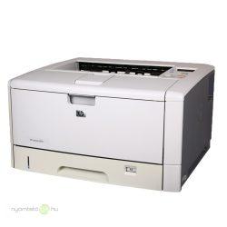 HP LaserJet 5200n mono lézernyomtató, felújított, hálózatos