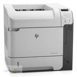 HP LaserJet Enterprise M602dn lézernyomtató, felújított, hálózatos, duplexes