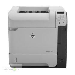 HP LaserJet Enterprise M602n mono lézernyomtató, felújított, hálózatos