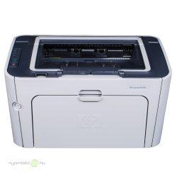 HP LaserJet P1505n mono lézernyomtató, felújított, hálózatos