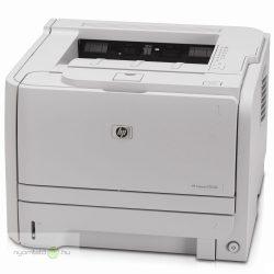 HP LaserJet P2035 mono lézernyomtató, felújított